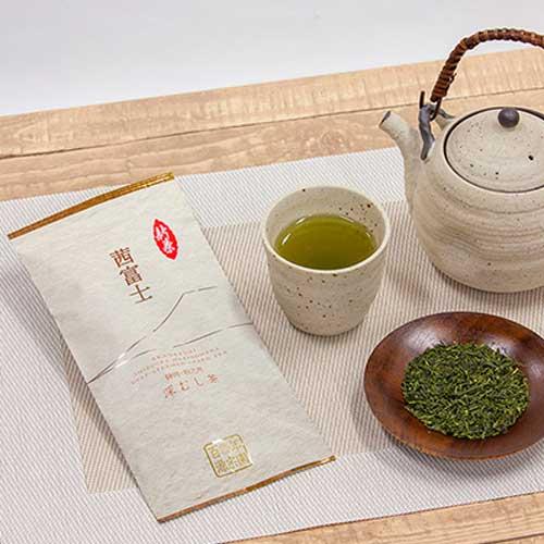 【新茶】静岡・牧之原産 深蒸し茶 茜富士 Akane Fuji