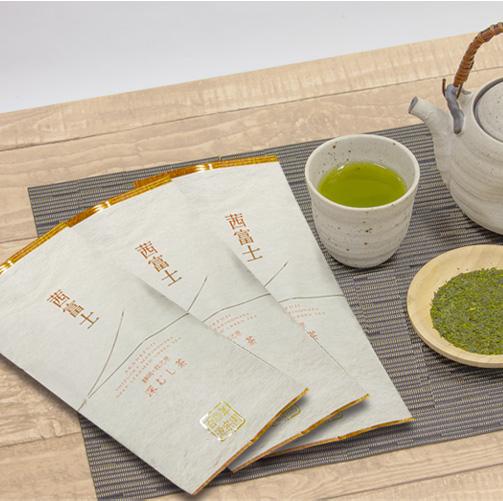 静岡・牧之原産 深蒸し茶 茜富士 Akane Fuji