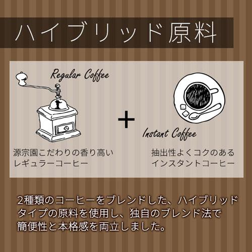 【送料無料※一部地域を除く】☆ティーバッグコーヒー お手軽香りの珈琲袋 10P×2袋 [M便 1/2]