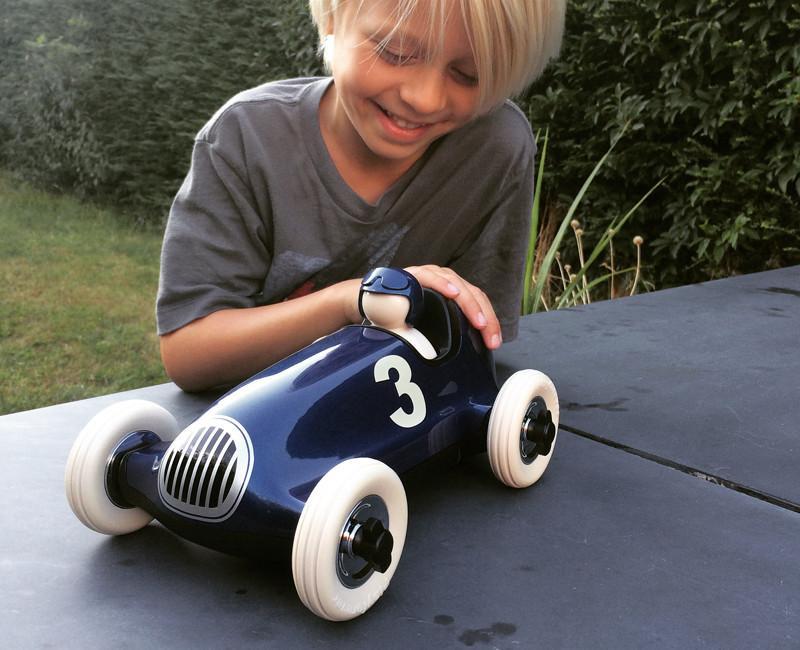 Playforever Bruno Car Metallic Blue