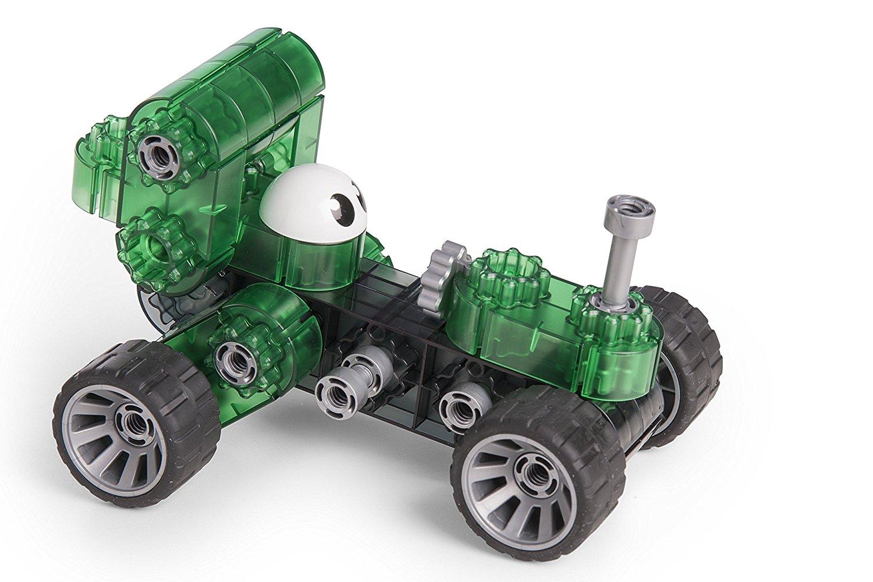 【ポイント10倍】kiditec(キディテック) Set1407 Farmer(ファーマー) プログラミング的思考を育てる組み立て知育玩具