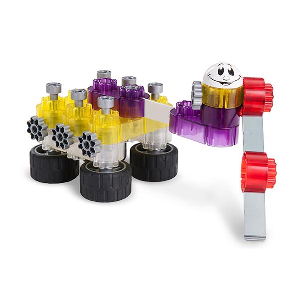 kiditec(キディテック) Set1406 Wonderland(ワンダーランド) プログラミング的思考を育てる組み立て知育玩具