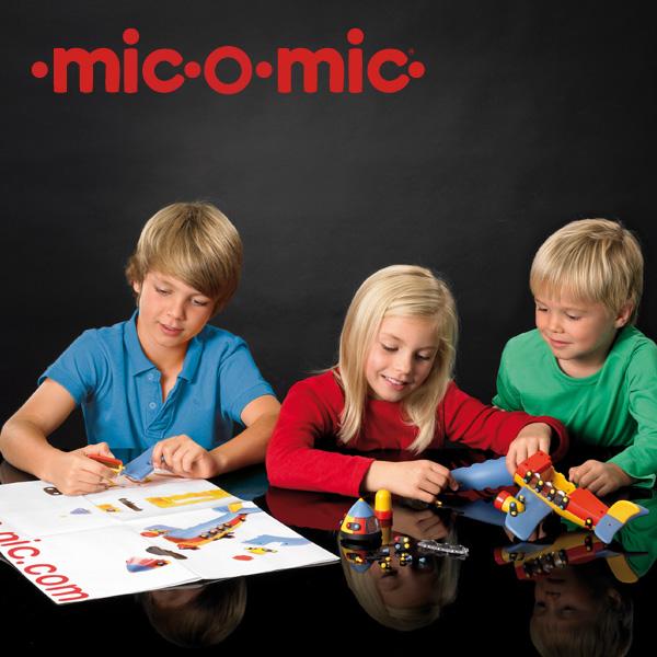 mic-o-mic(ミックオーミック) クラシックモデル 089.029 ビッグトラック
