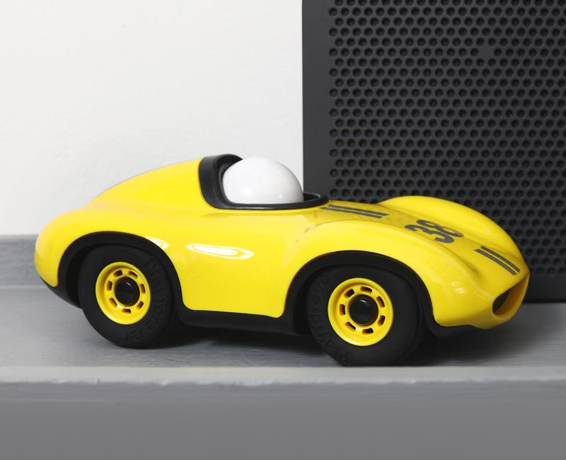 Playforever Speedy Le Mans Yellow