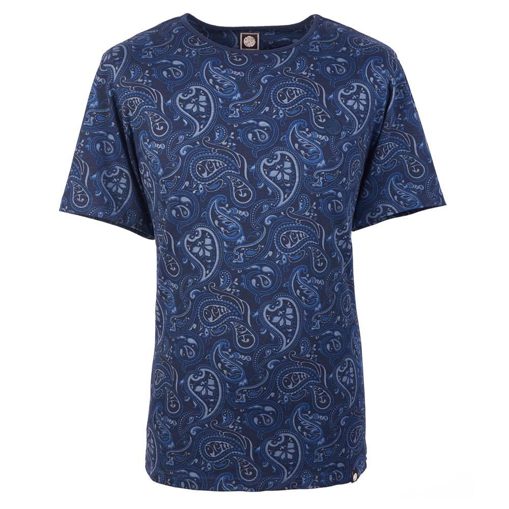 PRETTY GREEN(ブランド) - SS TURNBULL ペイズリー クルーネック / Tシャツ / メンズ