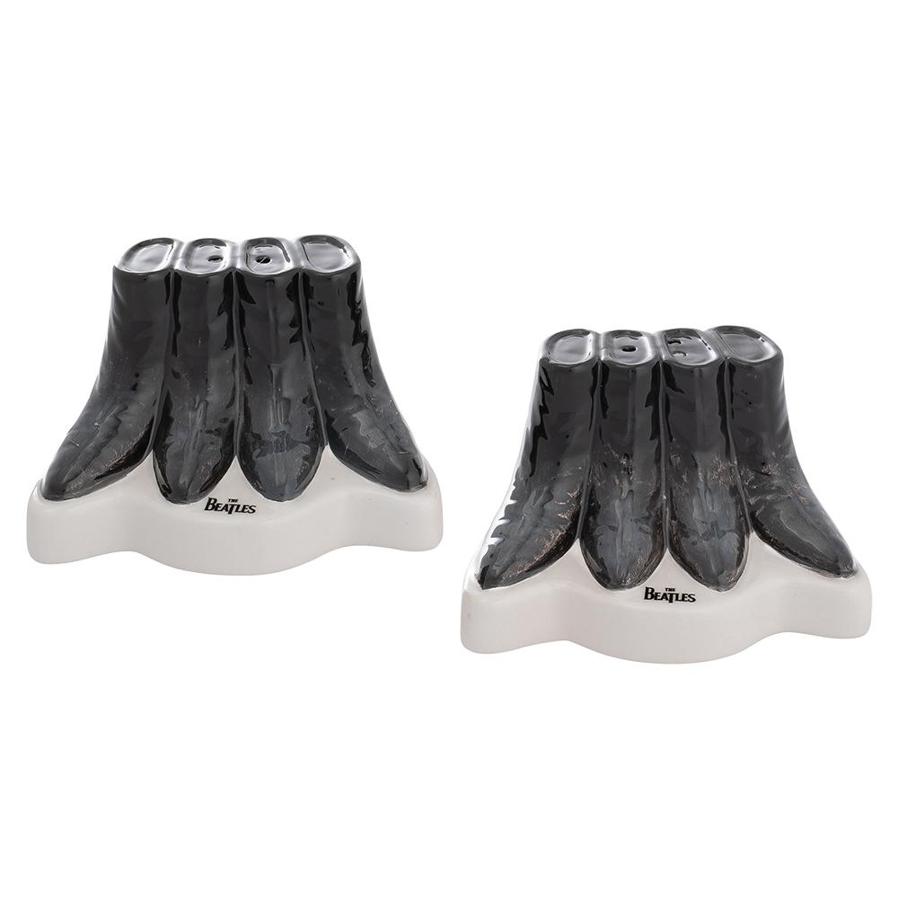 BEATLES - (来日55周年記念 ) - Singles Collection Boots Sculpted SALT & PEPPER SET / 食器・グラス
