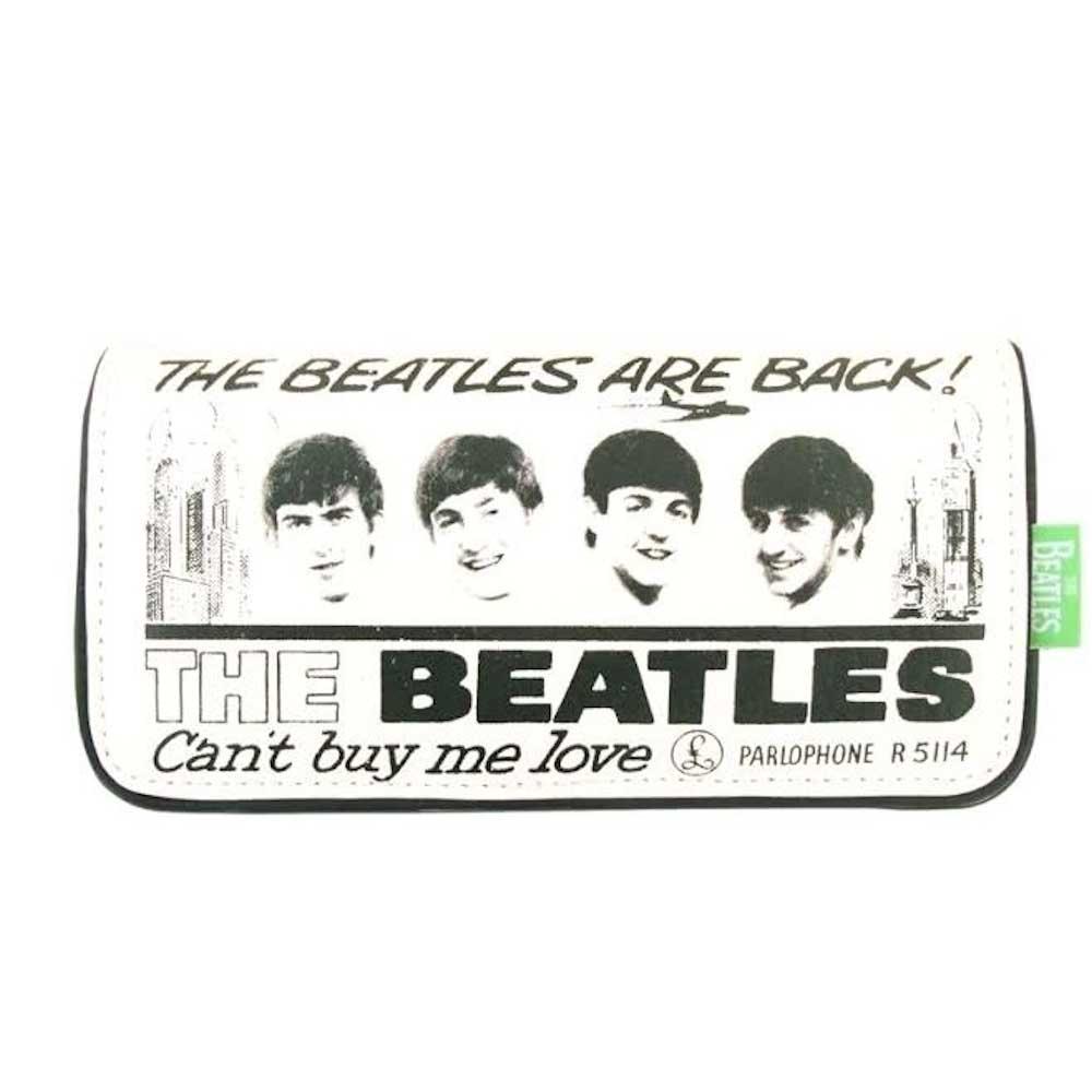 BEATLES - (来日55周年記念 ) - Graffiti Wallet / Disaster(U.K.ブランド) / 財布