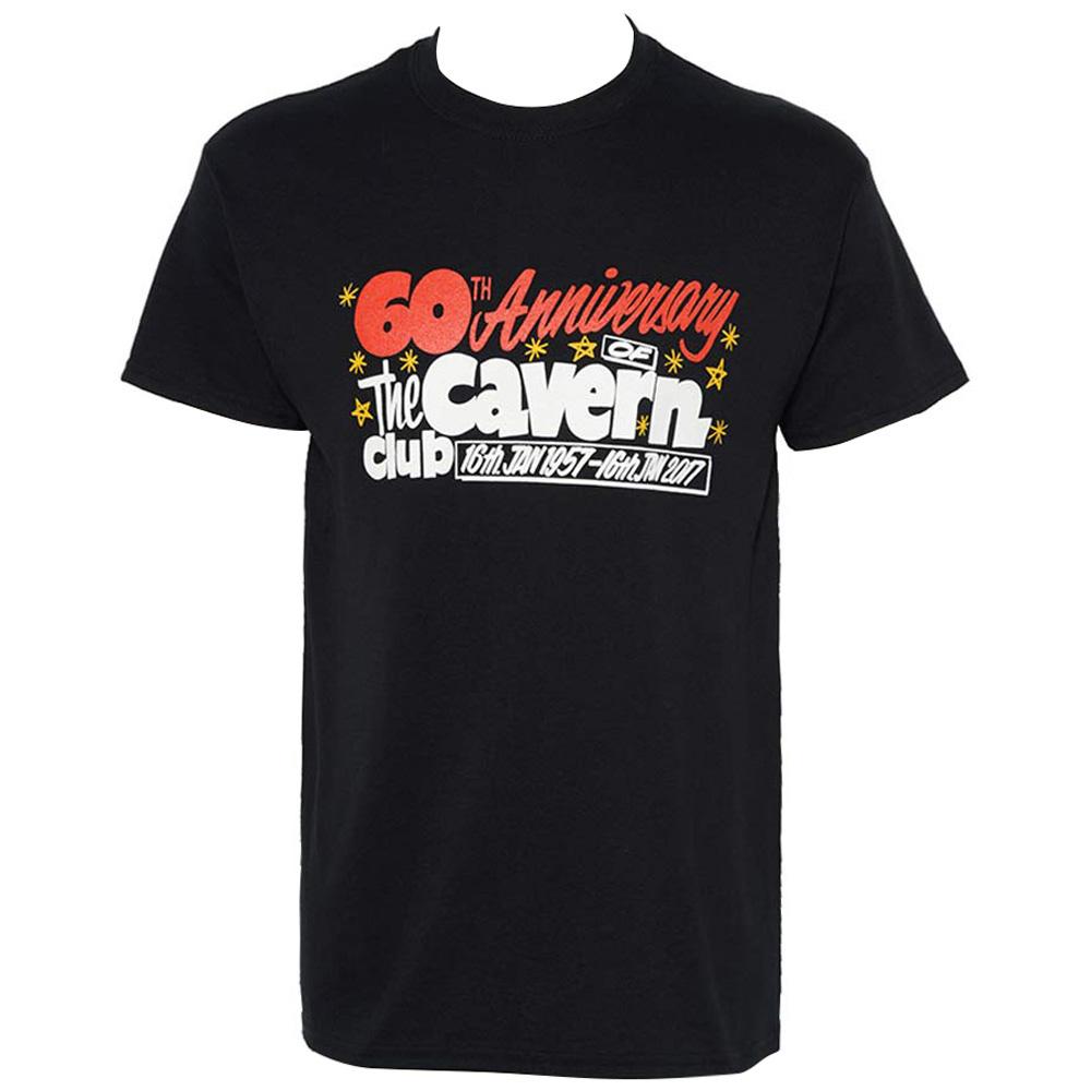 CAVERN CLUB - 60TH ANNIVERSARY / Tシャツ / メンズ