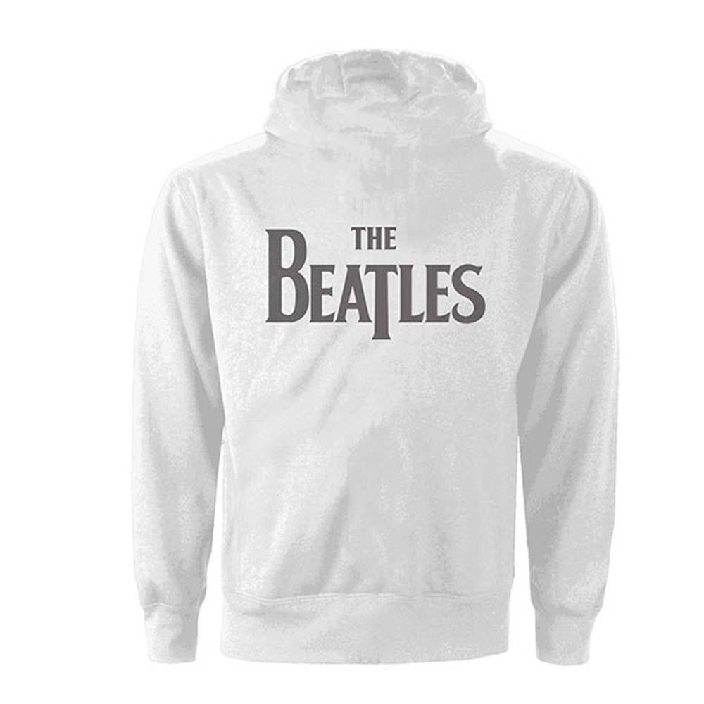 BEATLES - (LET IT BE 50周年記念 ) - Drop T Logo / バックプリントあり / ジップ / スウェット・パーカー / レディース