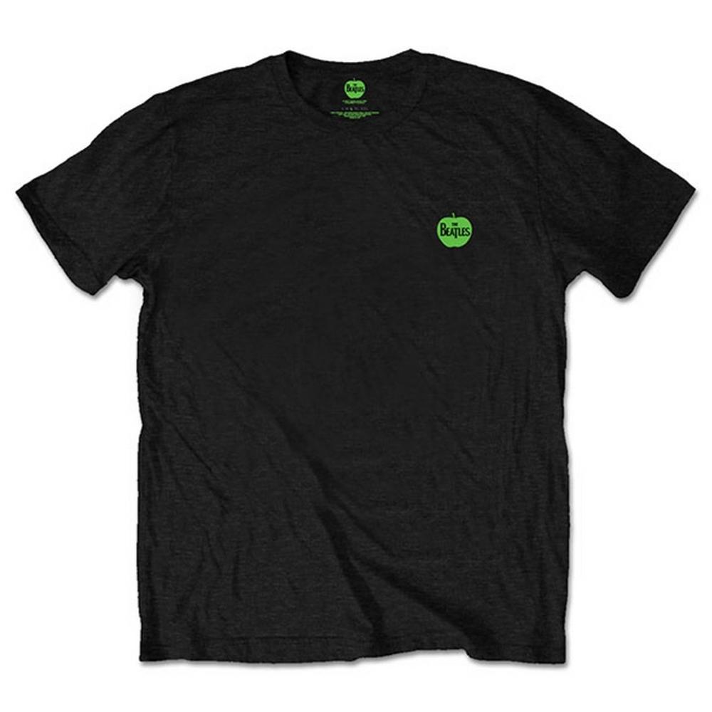 BEATLES - (来日55周年記念 ) - Abbey Road & Logo / バックプリントあり / Tシャツ / メンズ