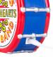 BEATLES - (来日55周年記念 ) - SGT PEPPERS DRUM / LEDランプ / Disaster(U.K.ブランド) / インテリア置物
