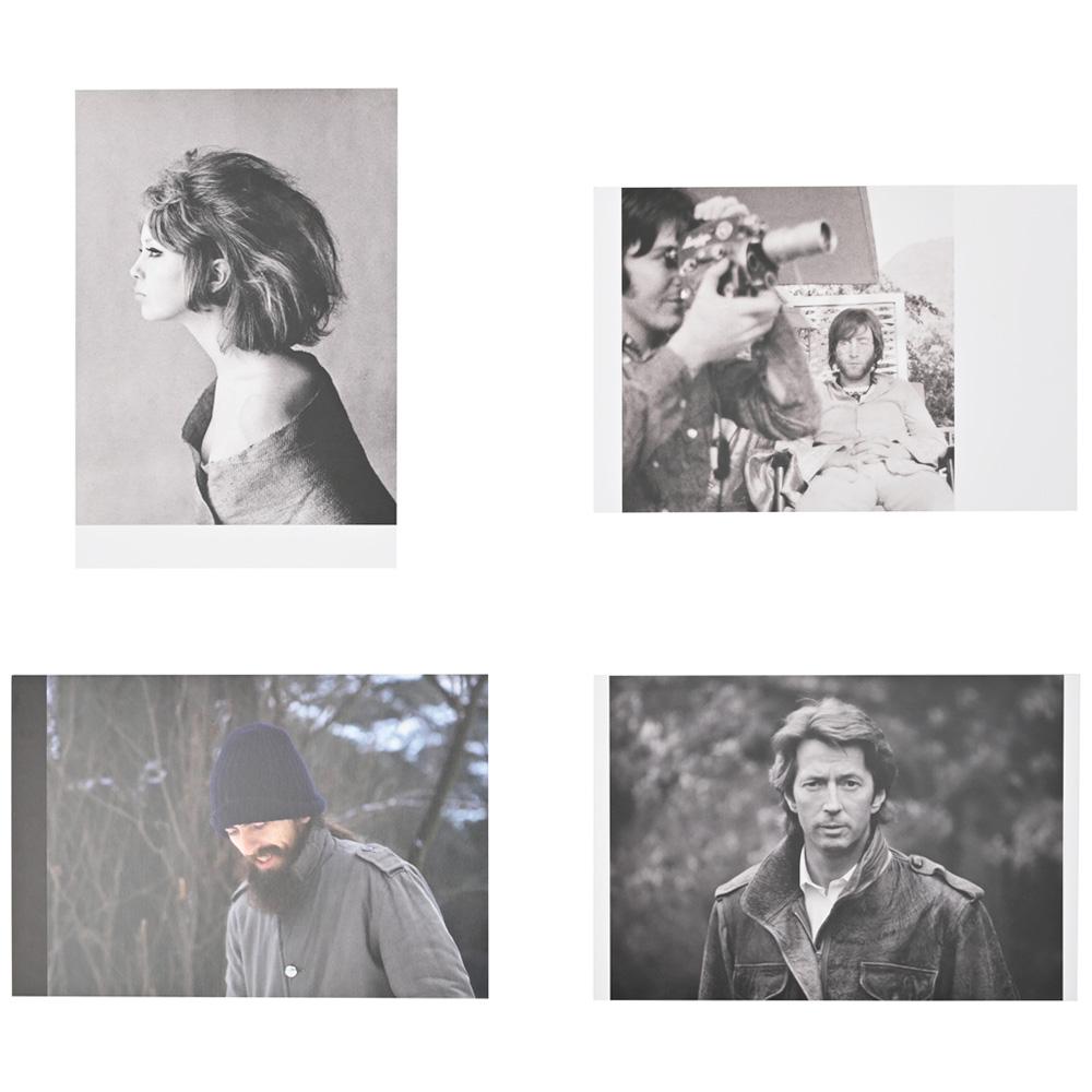 GEORGE HARRISON - (ジョージ・クラプトン来日コンサート30周年 ) - Pattie Boyd Postcard Collection set3(ポストカード4枚セット) / ポストカード・レター