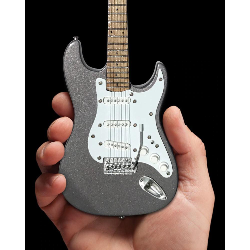 ERIC CLAPTON - (CREAM結成55周年記念 ) - Eric's Signature Pewter Guitar / ミニチュア楽器