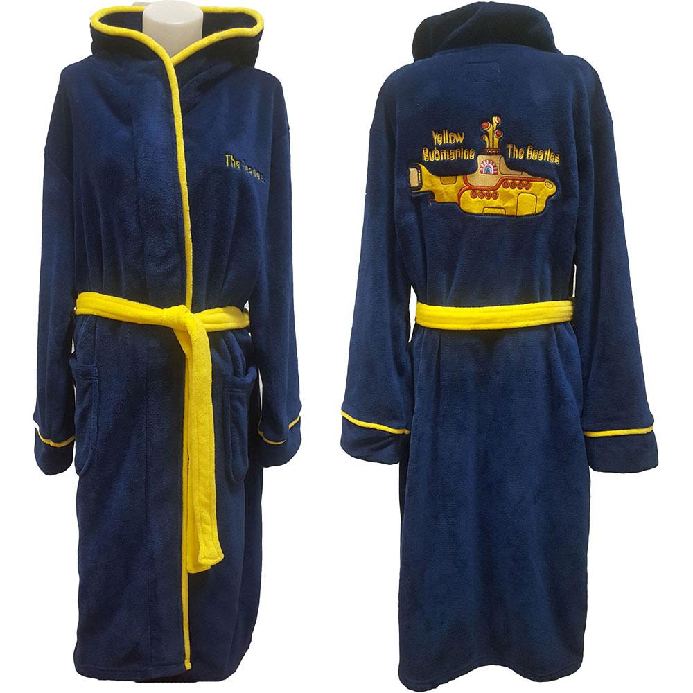 【プレゼント付き】 BEATLES - (来日55周年記念 ) - Yellow Submarine / バスローブ / メンズ