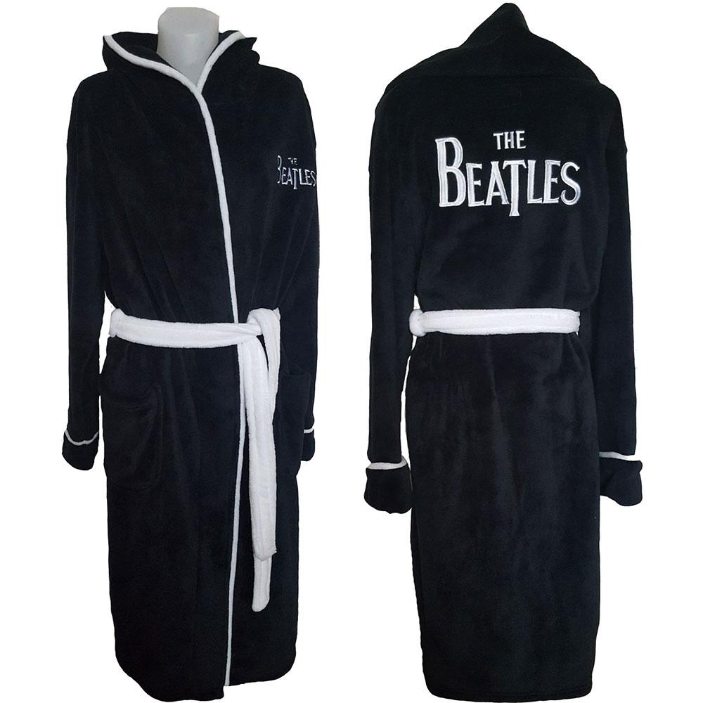 BEATLES - (来日55周年記念 ) - Drop T Logo / バスローブ / メンズ