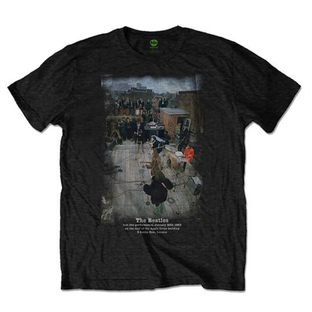 BEATLES - (来日55周年記念 ) - GET BACK 50th Anniversary / バックプリントあり / Tシャツ / メンズ