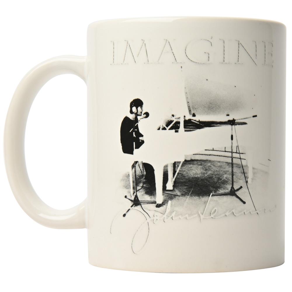 JOHN LENNON - (Live in New York City 発売35周年 ) - Imagine / マグカップ