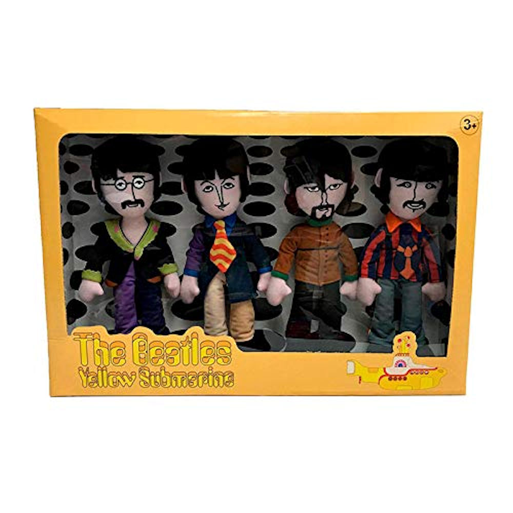 BEATLES - (LET IT BE 50周年記念 ) - Yellow Submarine Plush Box Set / フィギュア・人形