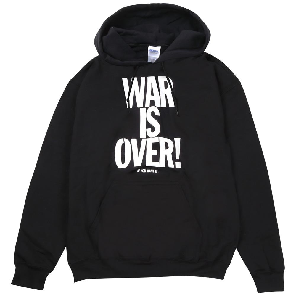 JOHN LENNON - (Live in New York City 発売35周年 ) - WAR IS OVER / white print / パーカー・スウェット / メンズ