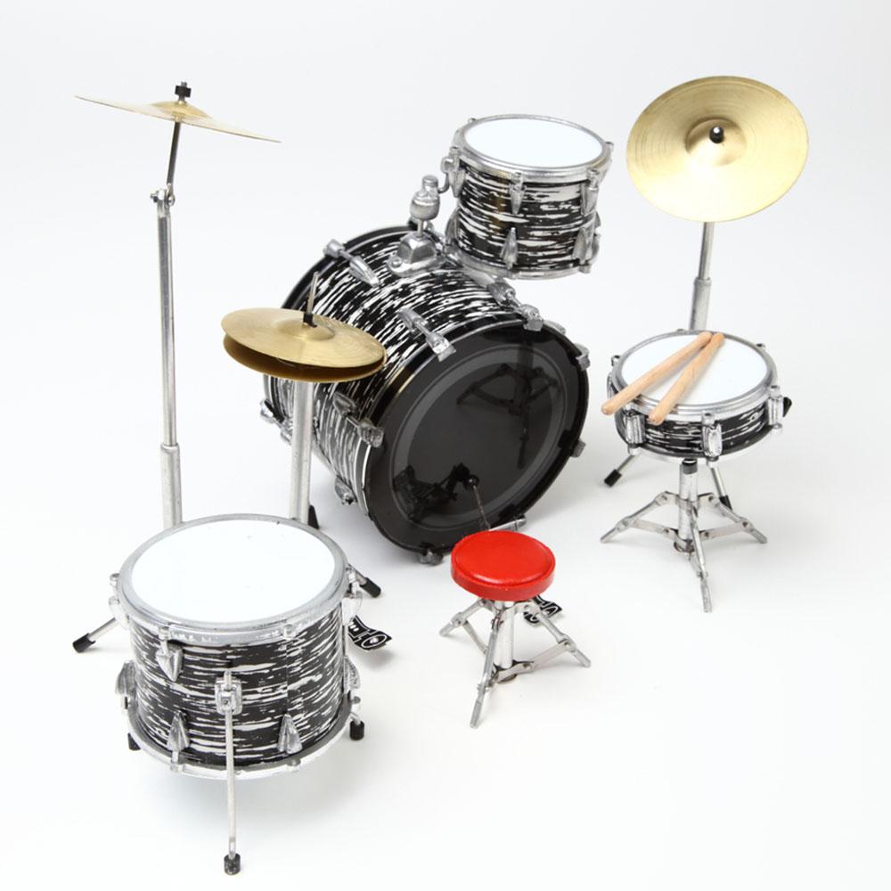 RINGO STARR - Classic Oyster ミニチュア・ドラムセット / ミニチュア楽器