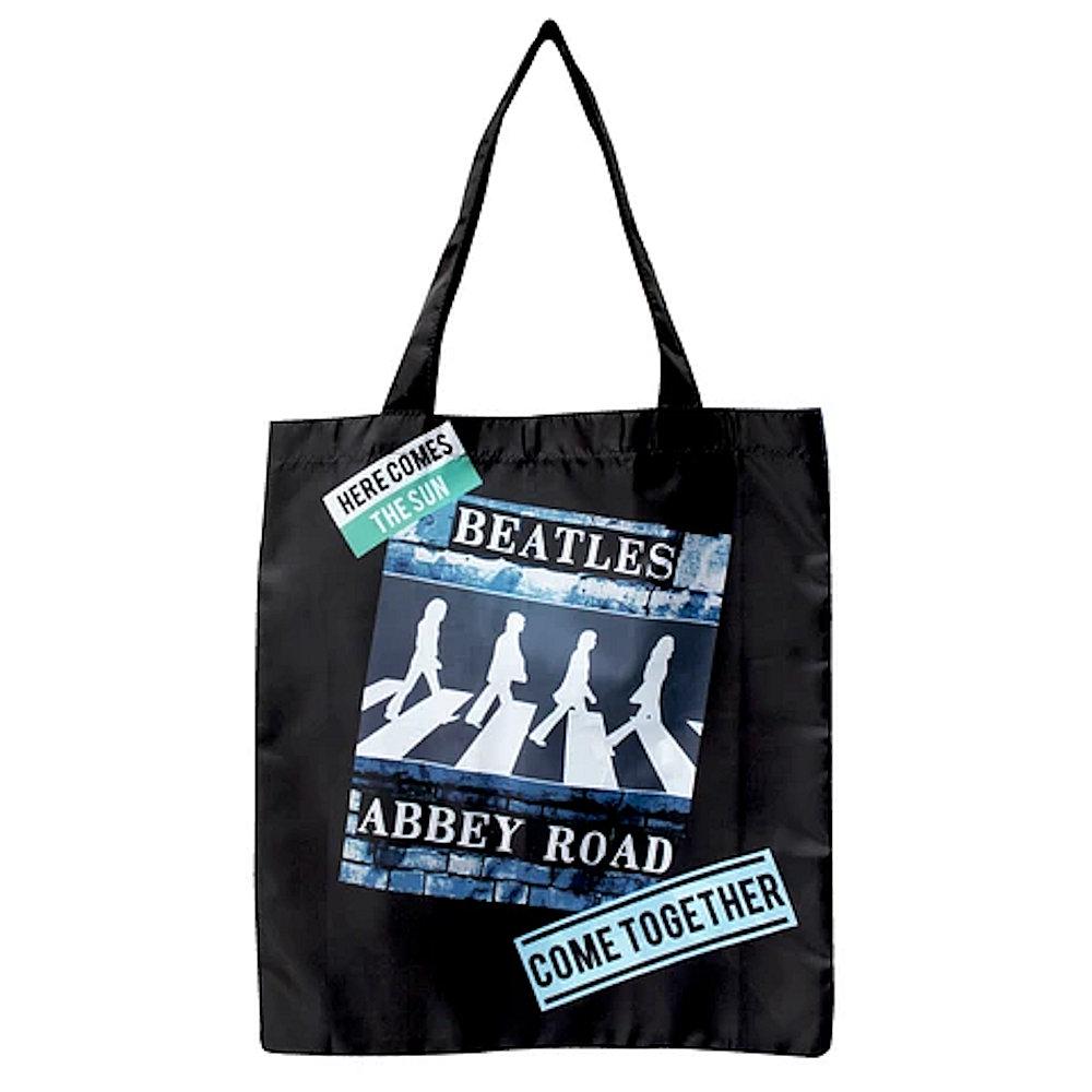 BEATLES - (来日55周年記念 ) - ABBEY ROAD / Disaster(U.K.ブランド) / トートバッグ