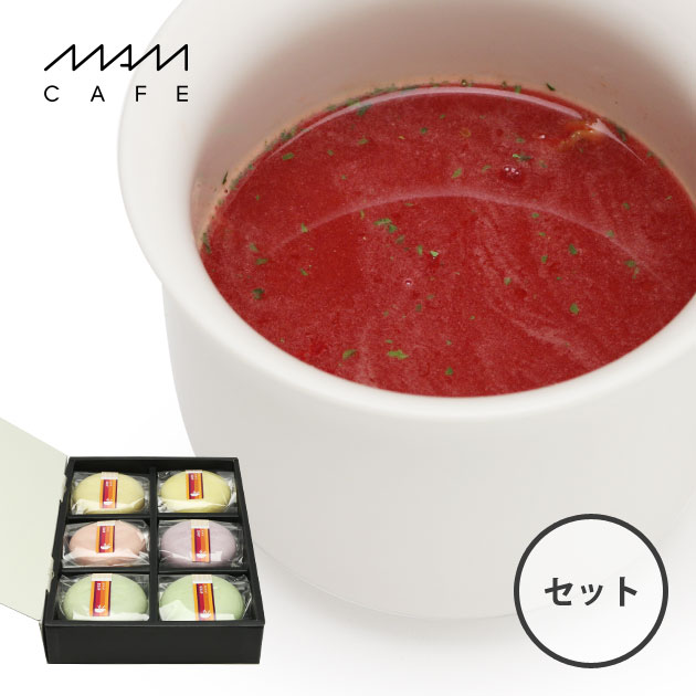 MAM SOUP 04 SET 〈石川県産〉