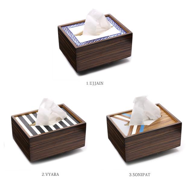 POCKET TISSUE BOX