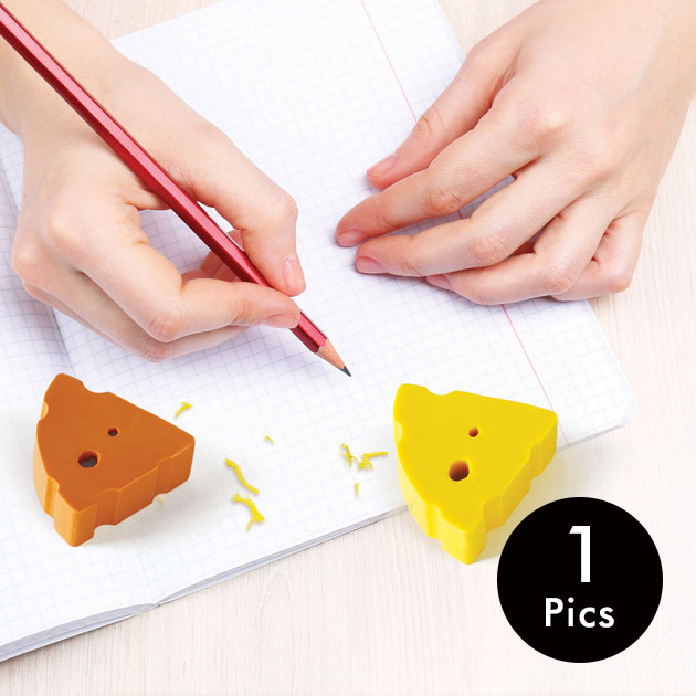 CHEESE ERASERS 1P