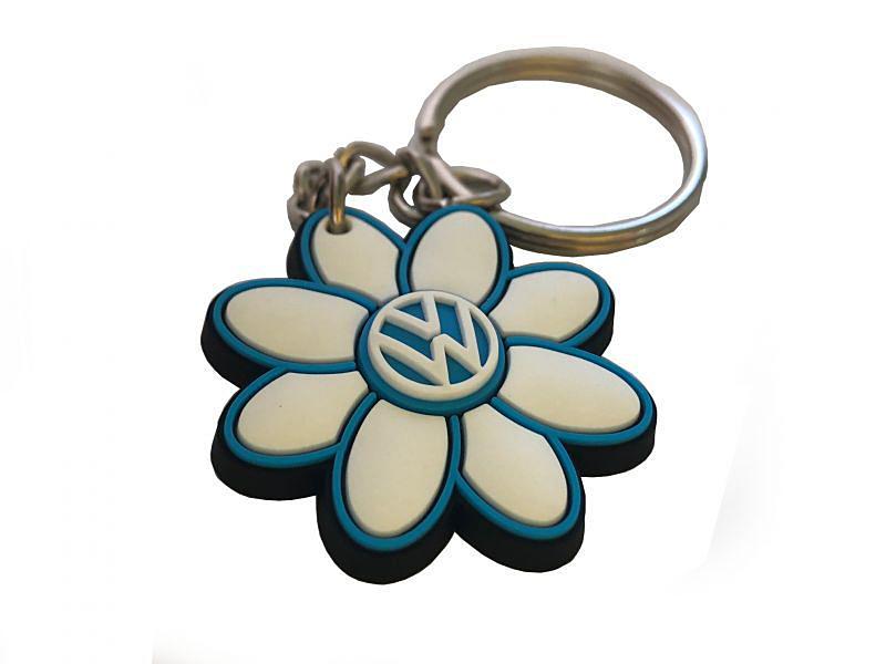 VW US DAISYキーホルダー・ブルー