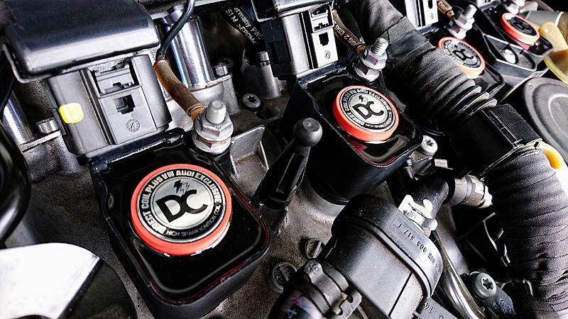 【SALE】取寄せ・DCプラス イグニッションコイル・Sタイプ 5気筒 (Audi RS3)