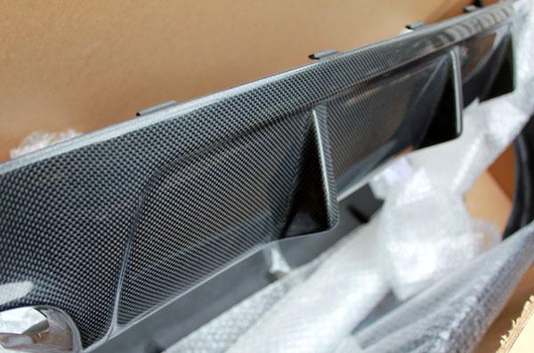 DEVAL Audi A5(Sline)/S5 リア カーボン・ディフューザー