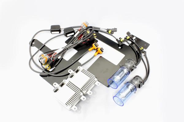 VW up! HID ヘッドライトキット・H4タイプ 6000K (AXIS)