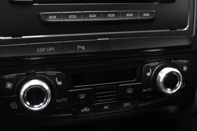 Audi アルミ エアコンダイヤルベゼル・3ゾーン用