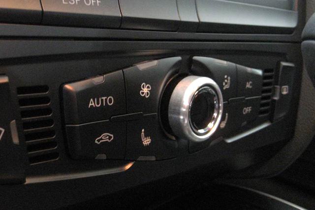 Audi アルミ エアコンダイヤルベゼル・2ゾーン用(1pc)