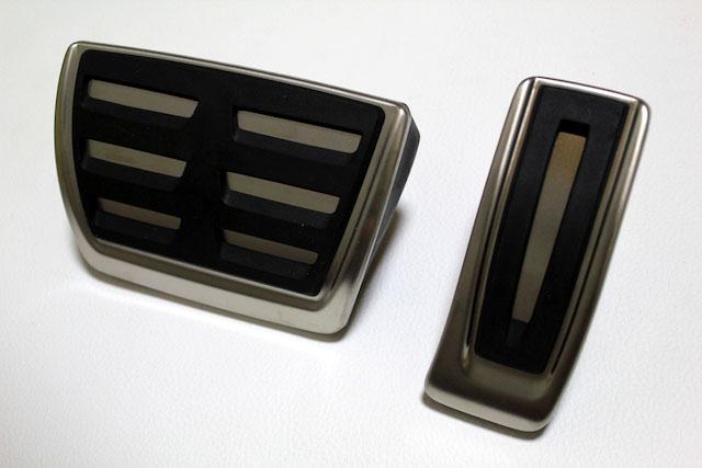 Audi S7 アルミペダルセット(Audi純正)