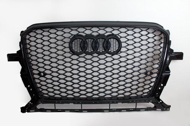 Audi RSQ5スタイル フロントグリル・ブラックフレーム