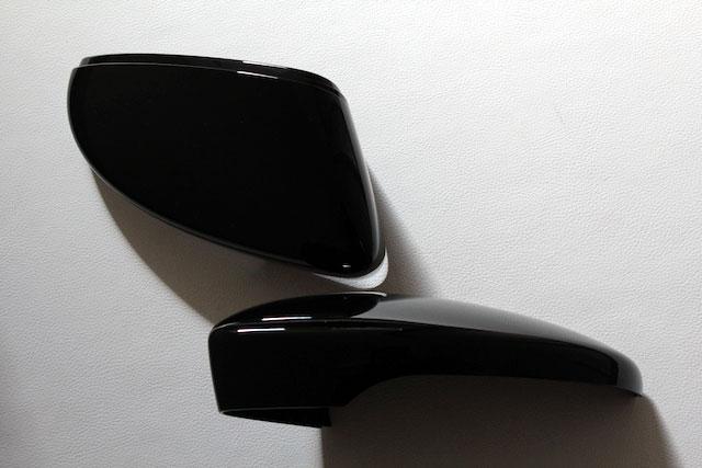 ピアノブラック ミラーカバー Scirocco/PASSAT/The Beetle