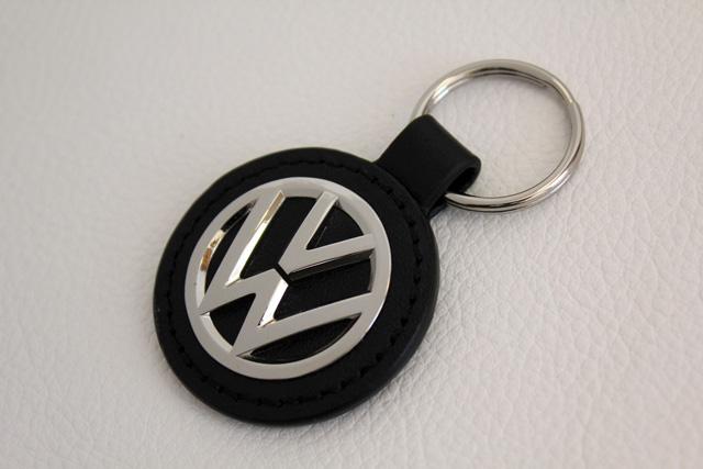 VW AG レザーキーホルダー