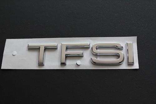 Audi純正 TFSI エンブレム