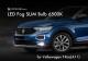 VW T-ROC LEDフォグ スリムバルブ 6500ケルビン Tロック
