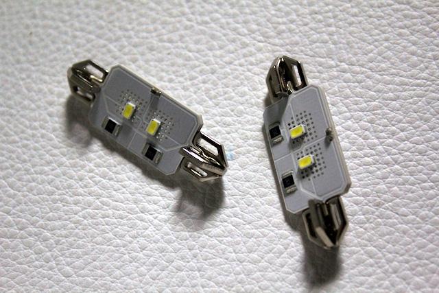 promina zero F37(T10×37 フェストンバルブ LED) 2pc