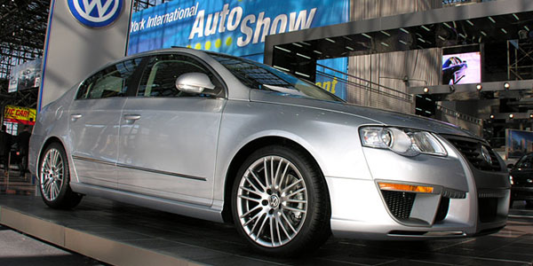 VW本国純正 PASSAT 3C R-GTサイドスカートセット