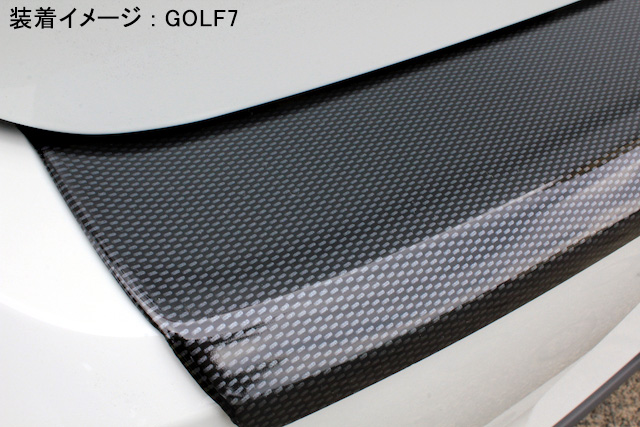 6C POLO用 RGM トランクガード(リアバンパープロテクター)