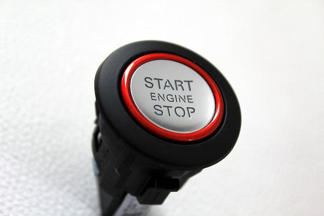 Audi S1 スタート/ストップ スイッチ(Audi純正)