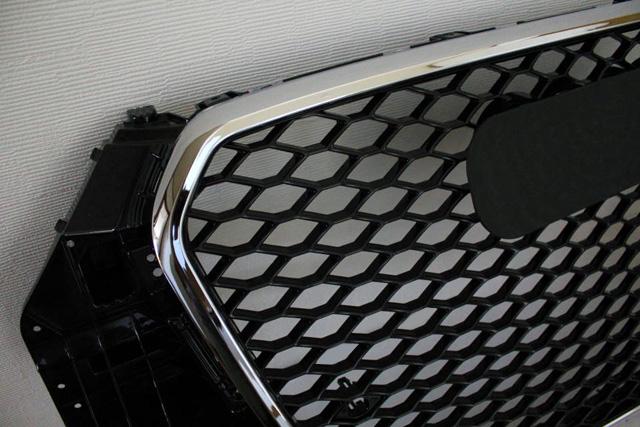 Audi RSQ3スタイル フロントグリル・クロームフレーム
