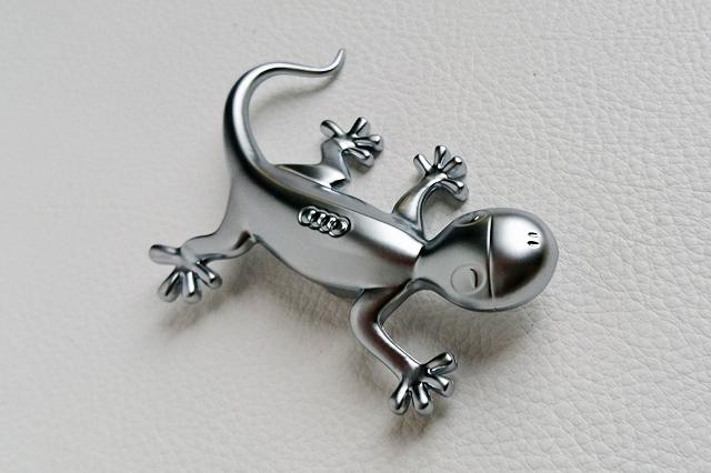 Audi デザイン Gecko