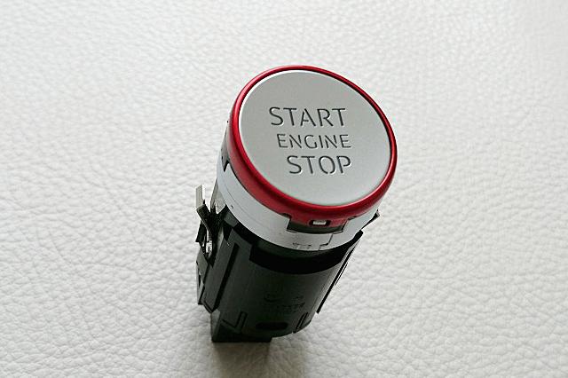 Audi A4/A5(B9) スタート・ストップ スイッチ(Audi純正)