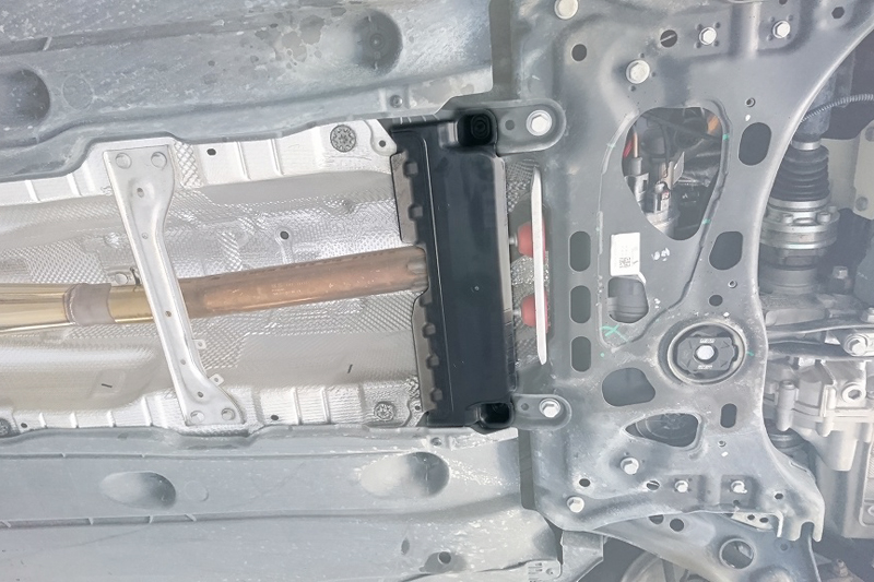 Audi純正 アンダートリム・ストレーキ付 GOLF7/ARTEON/PASSAT