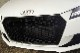 Audi TT/TTS (8S/FV) RSスタイルグリル・アルミ調フレーム