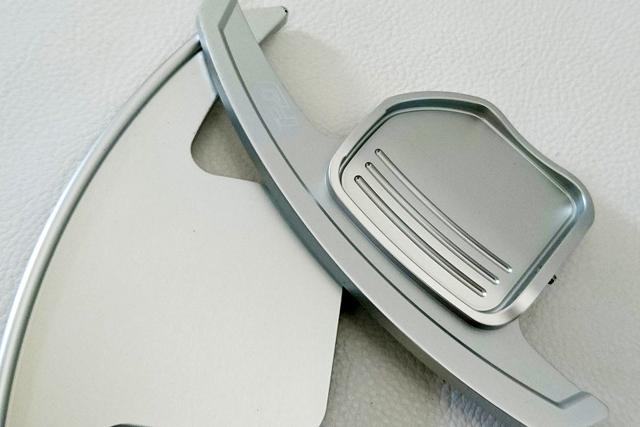 【セール】Leyo Motorsport Audi パドルシフター・シルバー ver1.